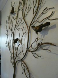 large metal tree wall decoration | Roselawnlutheran
