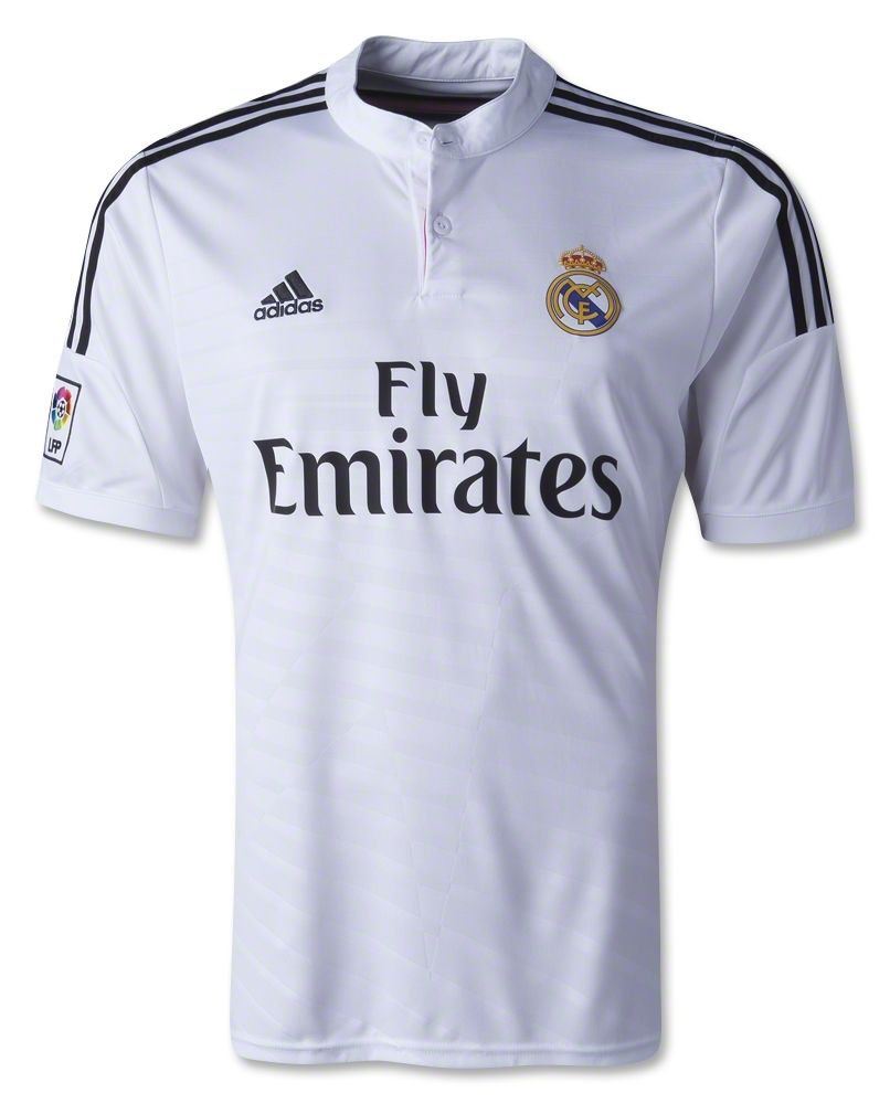 real madrid home jersey xl