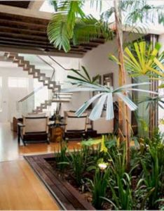 also stunning indoor garden ideas for  cool houses best inspiration rh in pinterest