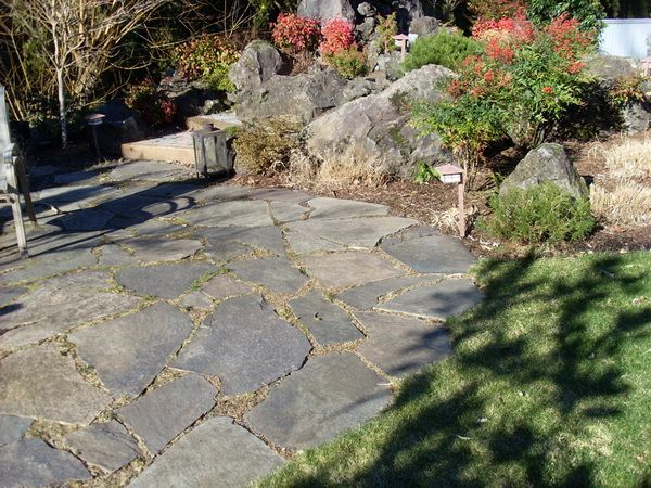 Pool And Patio Decorating Ideas On A Budget Patio Paver Walkway