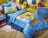 tweety bird bedding