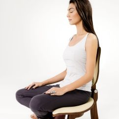 Perfect Posture In Chair Bertoia Wire Basho Support Sitting And Comfort