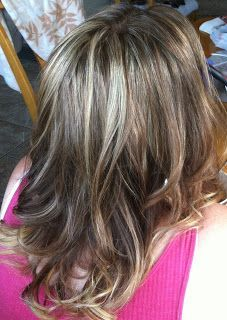 frosted hair to cover gray lowlights on gray white hair design hair beauty ybe
