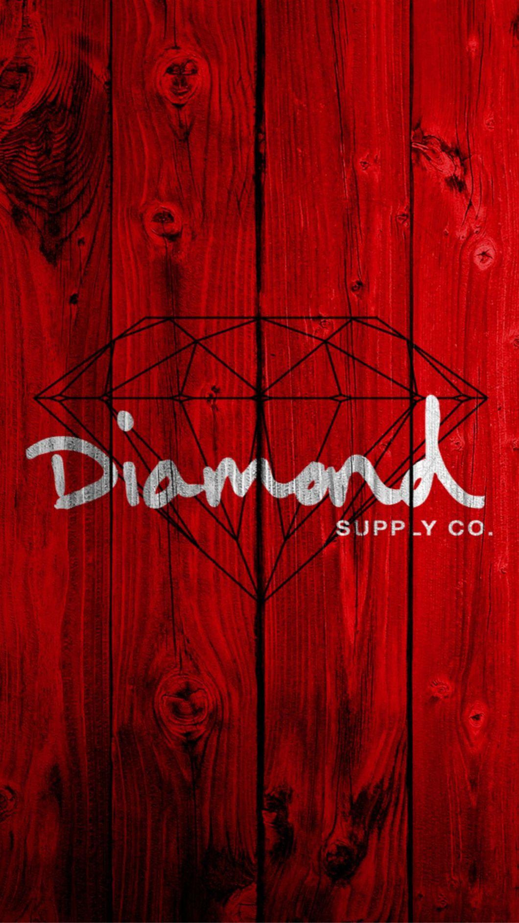 Diamond Supply Co Iphone 6 Plus Wallpaper