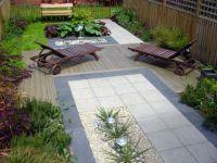 Alluring Zen Garden Style Excellent Modern Garden Design ...