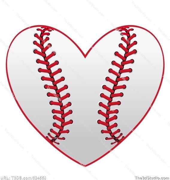 free softball clipart baseball