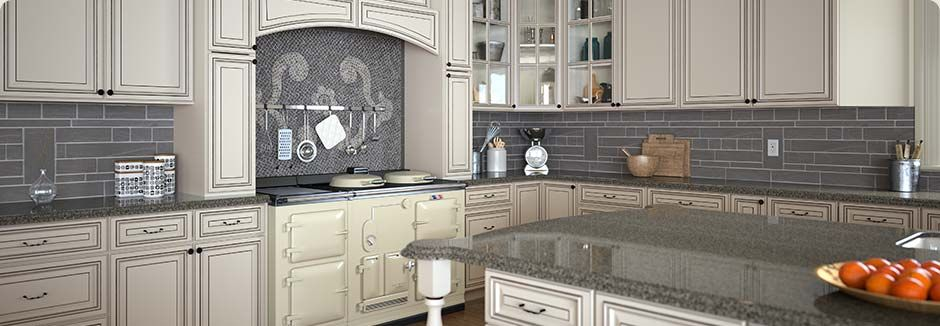 SIGNATURE PEARL  FOREVERMARK CABINETRY  Pinterest