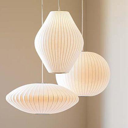 George Nelson Bubble Lamp Home Decor