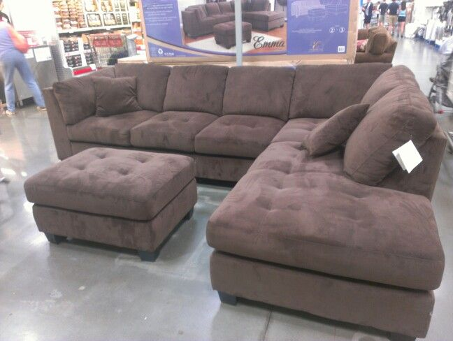 hayden sectional sofa with reversible chaise secional sofas costco $800 122 x 84 | home decorating pinterest ...