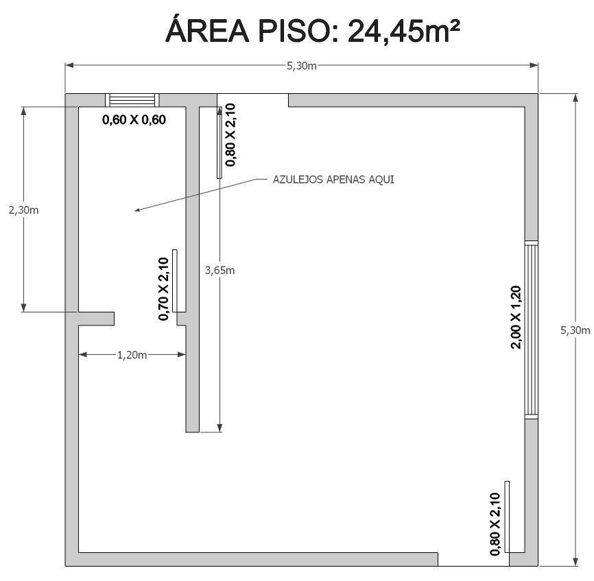 Aprenda como calcular o consumo de pisos e azulejos de uma