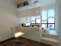 Bedroom and study area | Small Living | Pinterest | Coins ...
