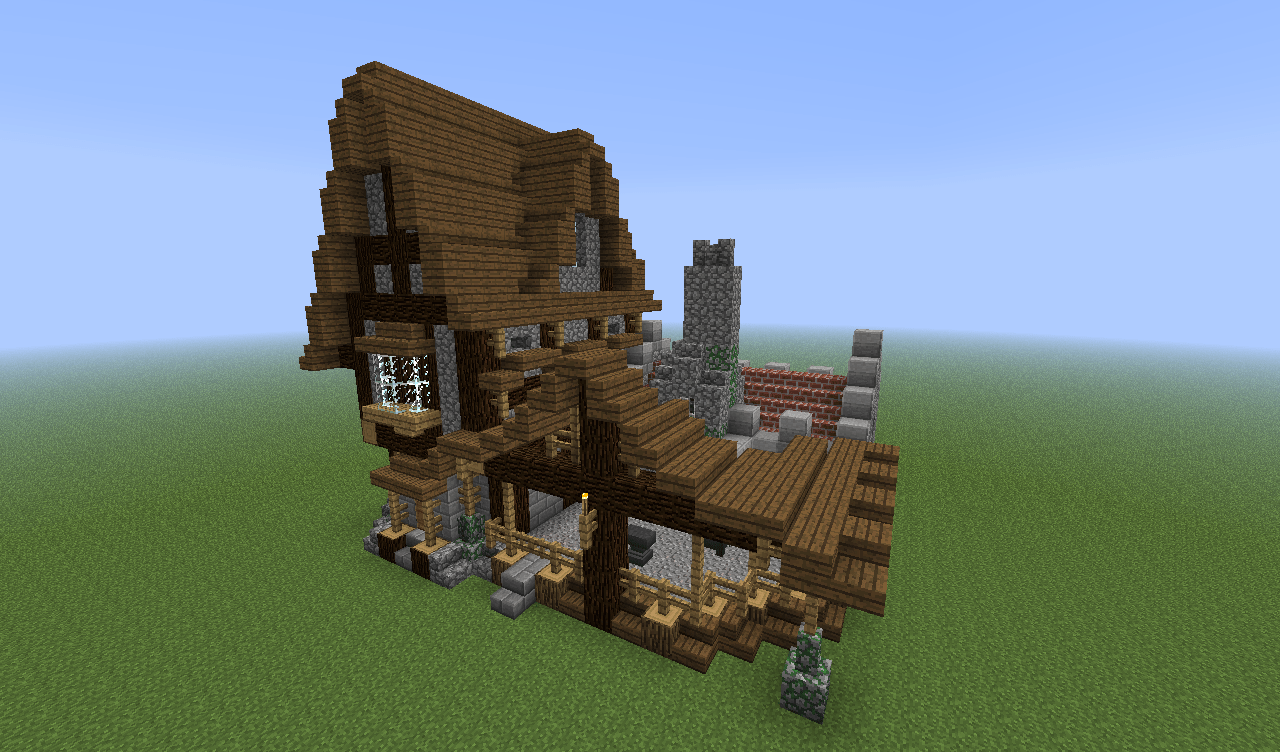 Minecraft Medieval Shop Design Ideas 32615 Minecraft Pinterest