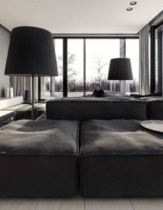 Tamizo  house single family interior design grudzi dz also  home in cool shades of gray huis rh za pinterest