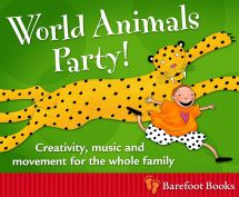Barefoot Books Party
