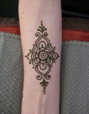 easy henna ideas