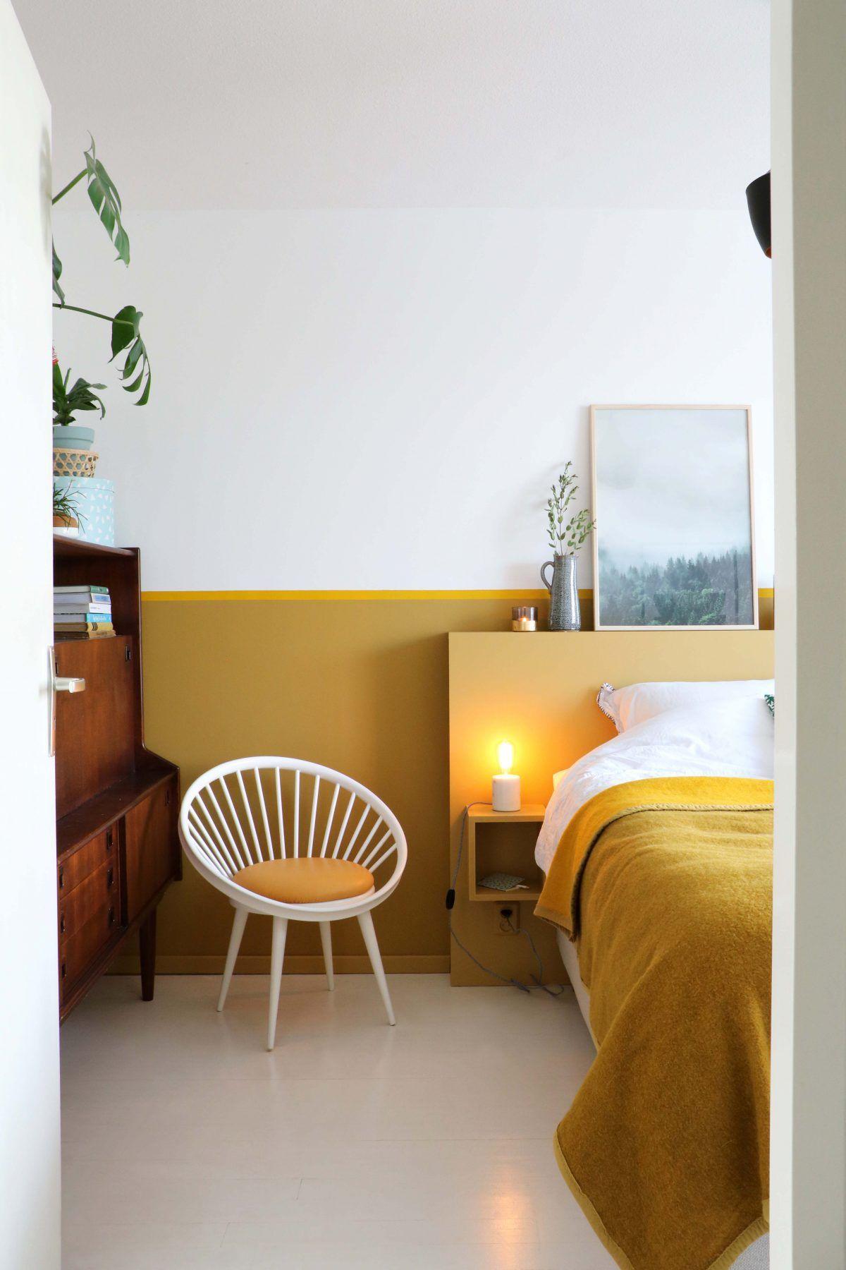 MY ATTIC voor KARWEI  diy headboard  bedroom