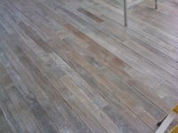 Antique Reclaimed French White Oak flooring - eclectic ...
