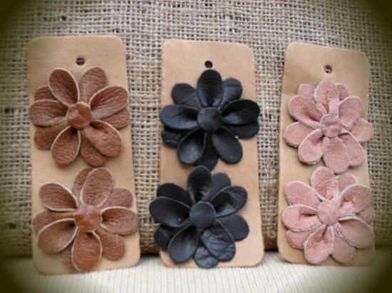 Adorno Para Calzado Forma De Flor 10 Ptalos Apliques Para