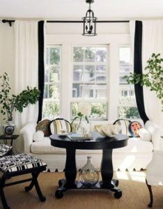 Living room decoration suggestions with black and white ideas also tricks to liven up your decor rh pinterest