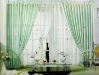 Living Hall Curtain Design
