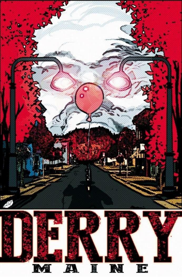 Derry Maine  Stephen King  Pinterest