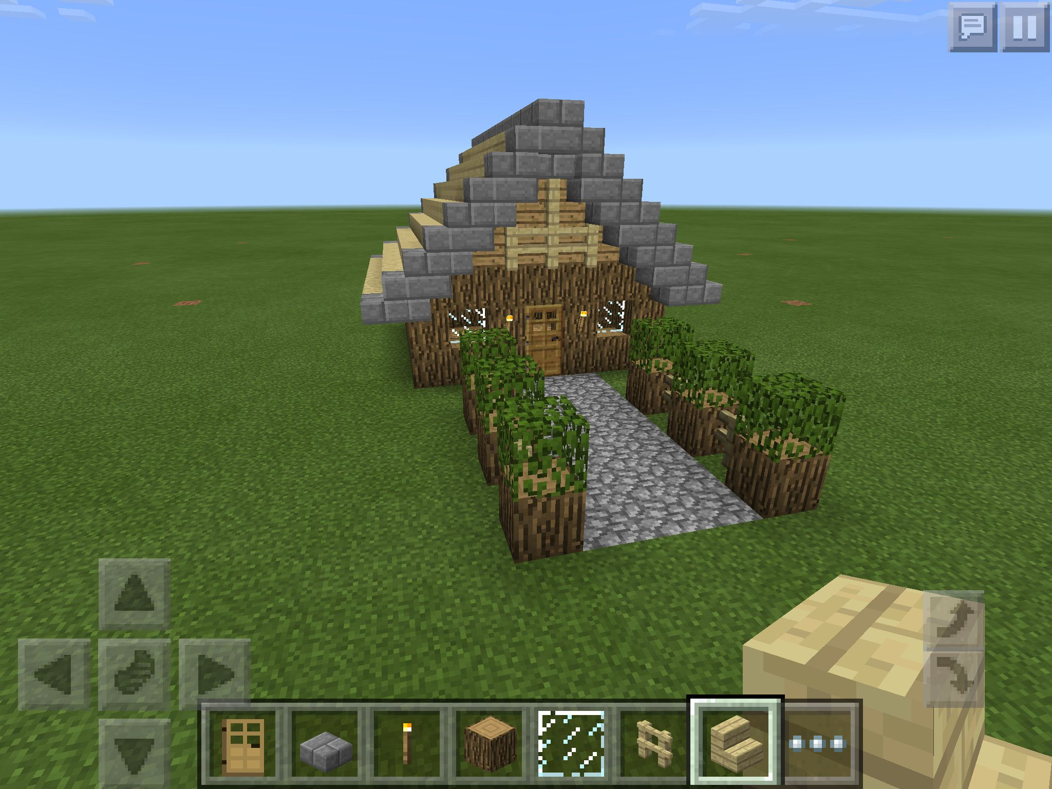 Small Survival House This Is Really A Survival House Because All