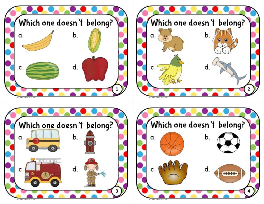 Vocabulary Activities Vocabulary Games Vocabulary Word Sorts And Classifying