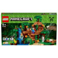 LEGO Minecraft The Jungle Tree House 21125 | Toys R Us ...