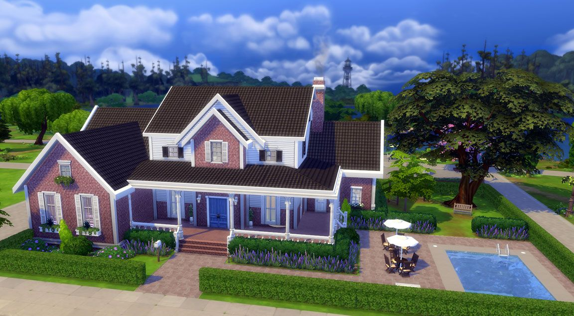 Download Family Dream House Sims Online Sims 4 Pinterest