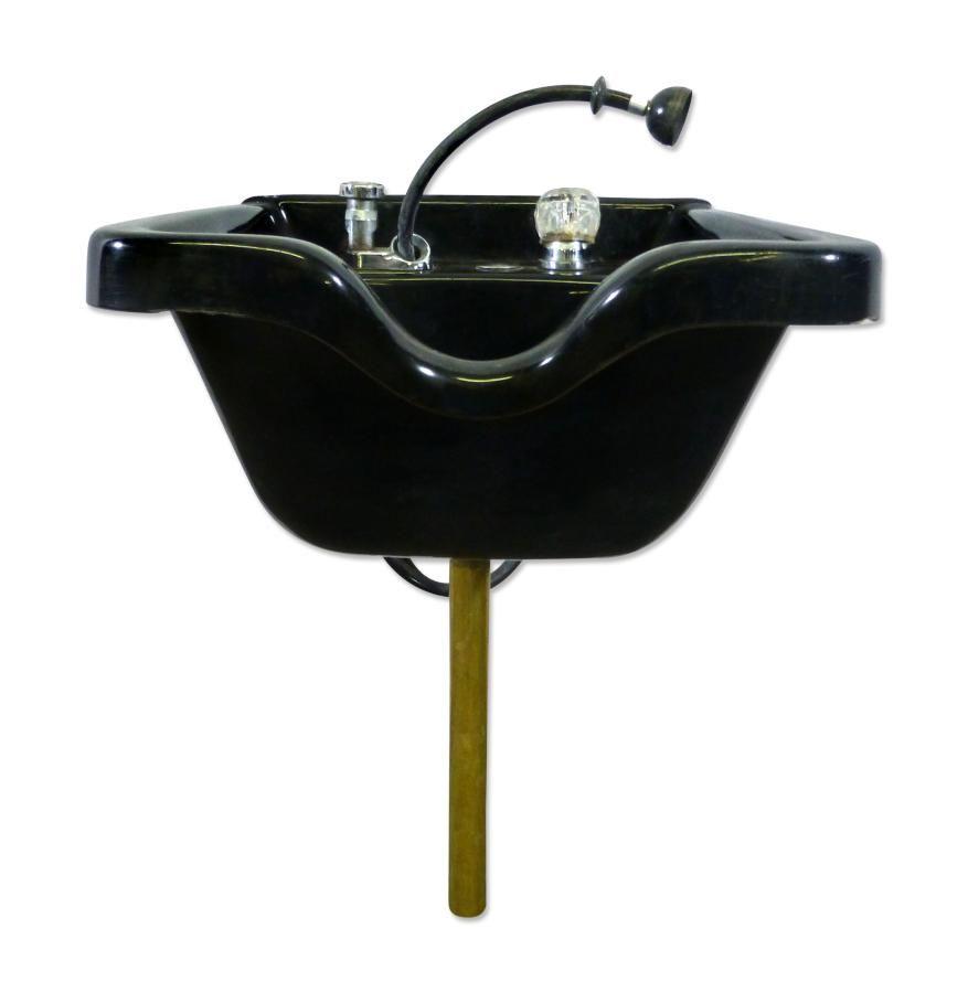 Beauty Salon Sink  Salons Black sink and Sinks