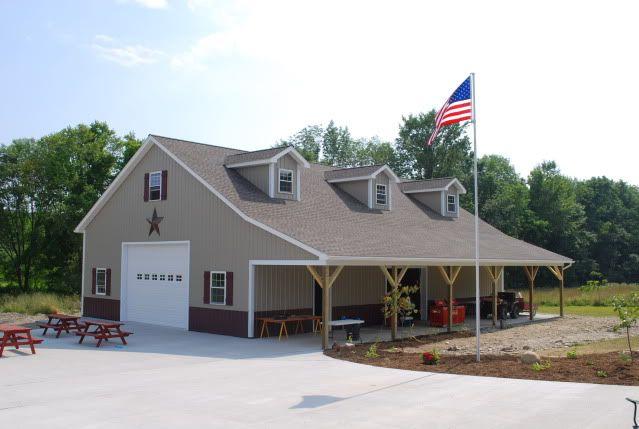 40X60 Pole Barn Cost Housesplans Us Designs 40x60