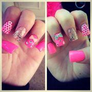 21st birthday nails nailsss