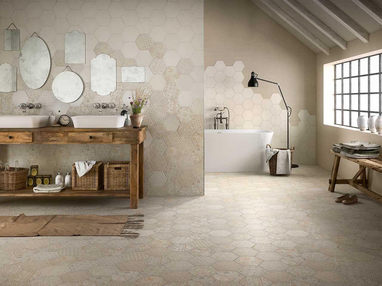 Mosaico bagno iperceramica piastrelle bagno a mosaico foto