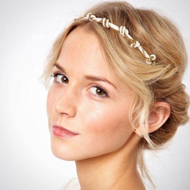 Kreative Frisuren Mit Haarband Ideen 2015 Hair ♡ Pinterest