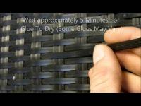 Fixing Rattan Furniture - How To Repair Rattan Furniture ...