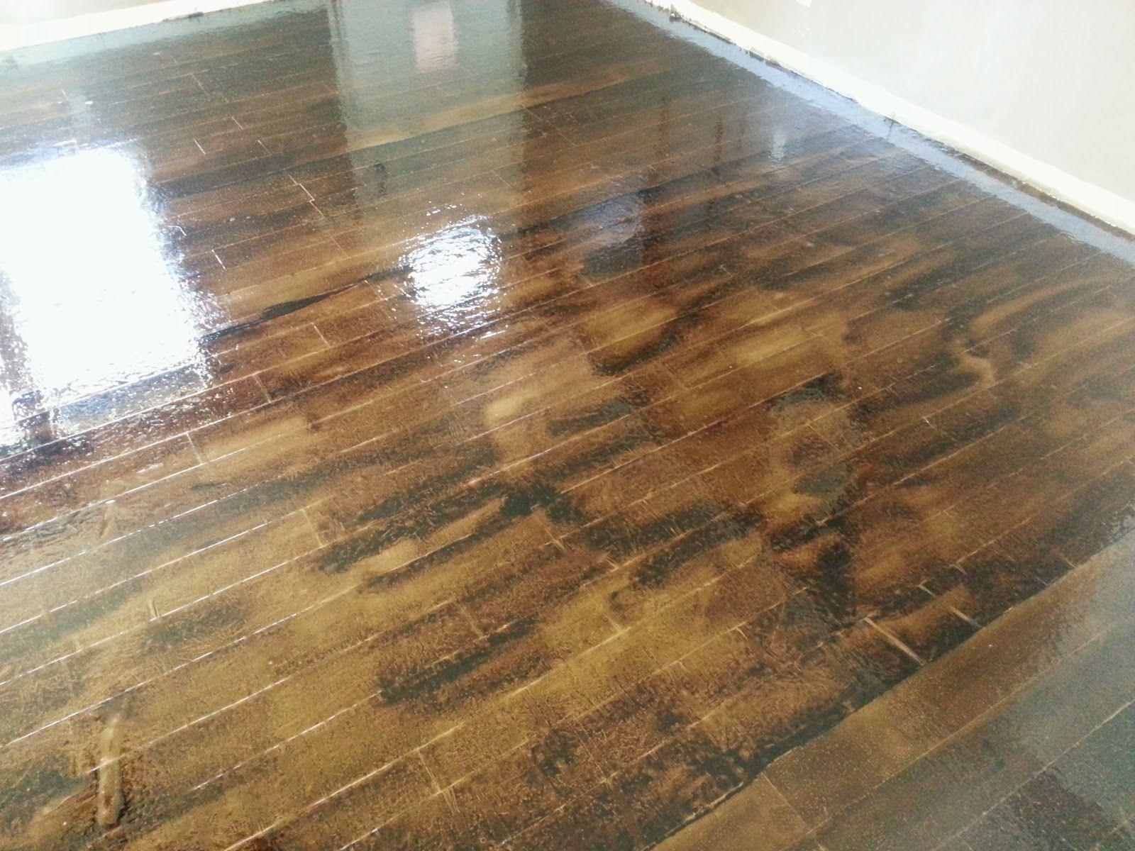 Autumn in Oklahoma Brown Paper Flooring  Home Sweet Home