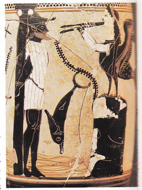 Odysseus And Siren. Odyssey
