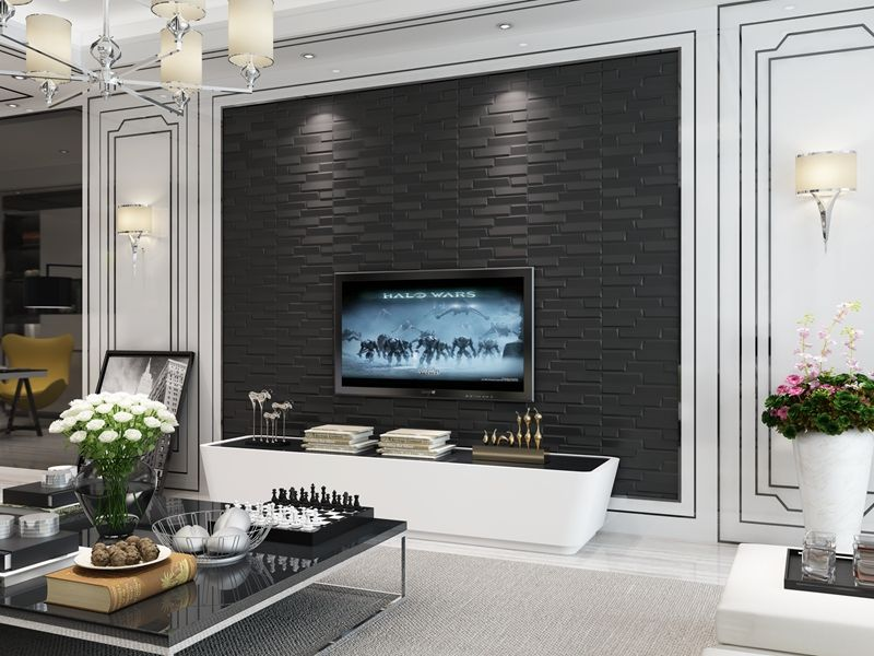 panel wall decor brick from haining xianke new material technology cod also rh pinterest