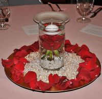 mirror centerpieces decorations | wedding decorations ...