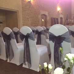 Chair Covers Yeovil Bin Bag And Sashes Haselbury Mill Crewkerne