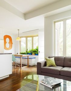 Williamsburg renovation by general assembly interior home architecture also rh pinterest