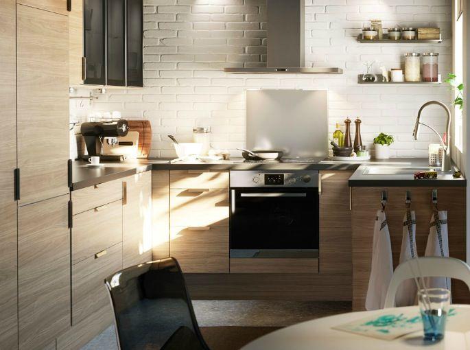 Meubles De Cuisine Ikea Notez La Qualite Du Plan De Travail Cuisine D