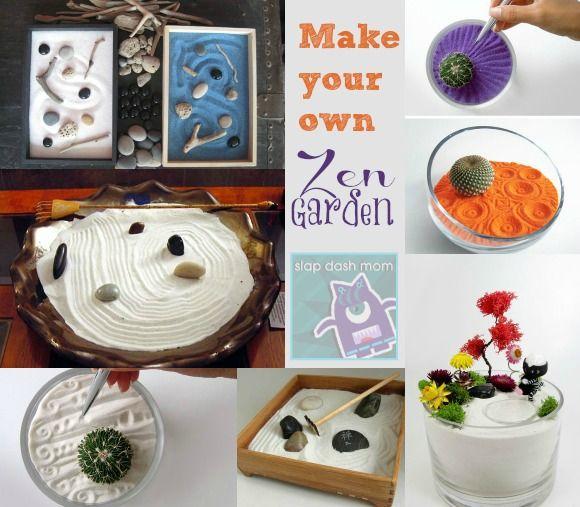 DIY Zen Gardens Zen Garden Design Ideas Zen Gardens Mini Zen