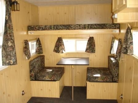Ice Fish House Ideas STINGER FISH HOUSE #7154 5 HOLES