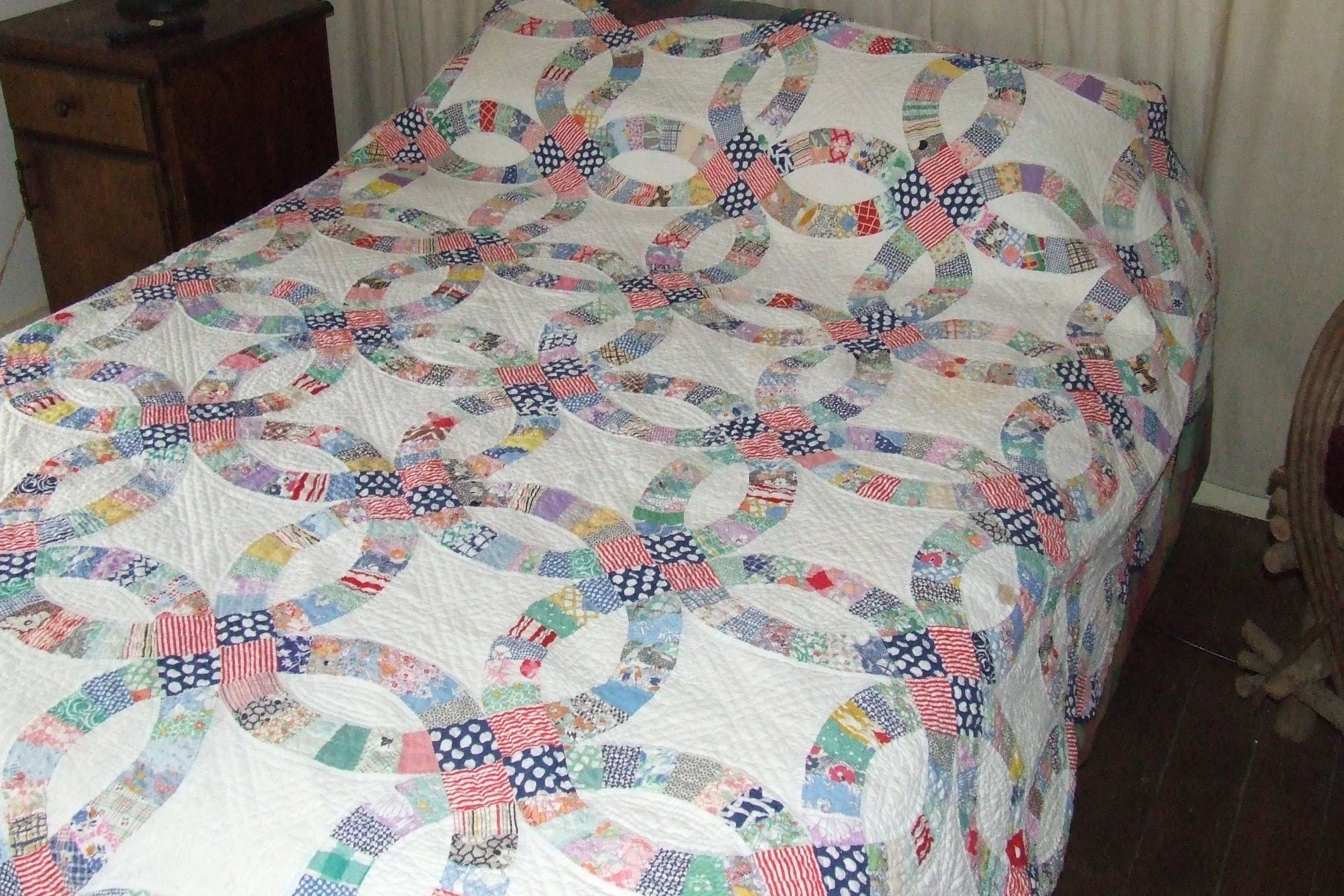 Amish Basket Quilt Pattern