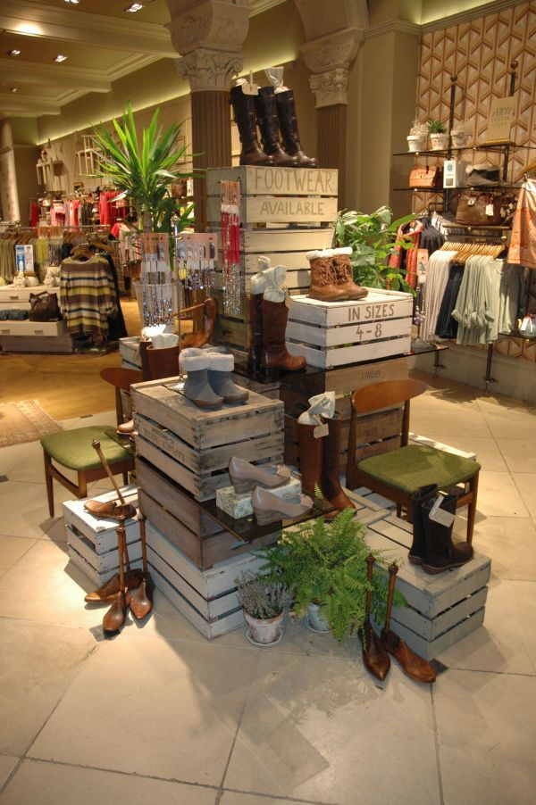 Store Merchandising Display Ideas