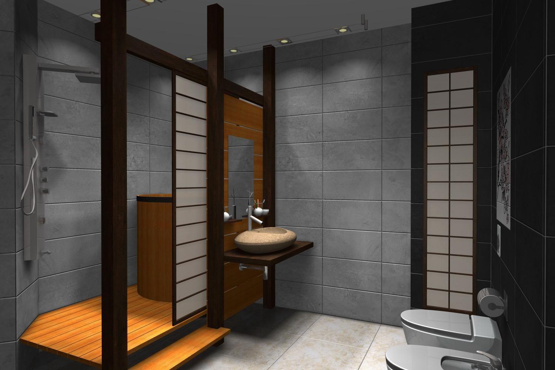 Antique Bathroom Design Ideas Japanese  Sanyuanit