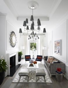 Greg natale sydney based architects and interior designers  love the sofa ottomans also rh pinterest