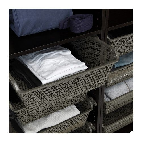 komplement metal basket with pull out rail x