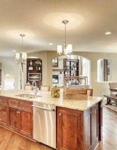 Plan hs gorgeous gabled dream home also tray ceilings work rh za pinterest